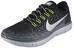Nike Free Run Distance Shield Buty do biegania szary/czarny
